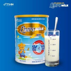 Limpo Milk Kids Cho Tre Tao Bon